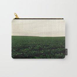Soybean Skies Carry-All Pouch