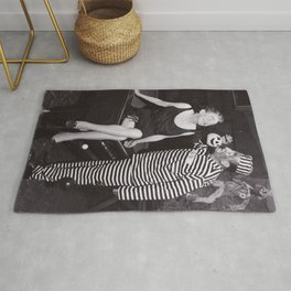 Wanna Come Over to My Place? Rug
