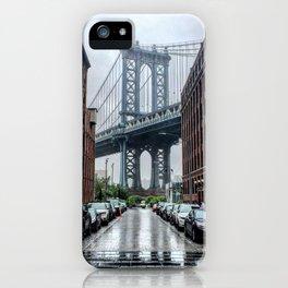 DUMBO, Brooklyn NY iPhone Case