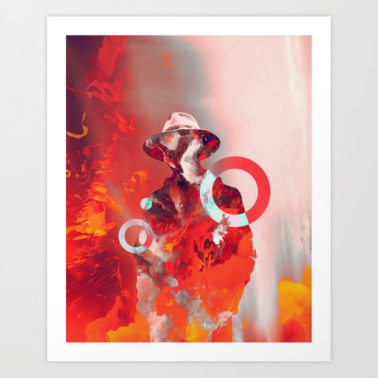 Feeuh Art Print