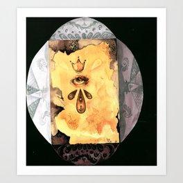 eye of the Prophet// Art Print