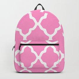 White Rombs #2 The Best Wallpaper Backpack