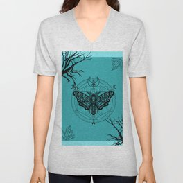 Witch Craft Cold Unisex V-Neck