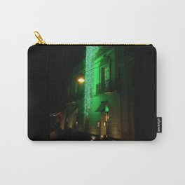 Green Cascade Carry-All Pouch
