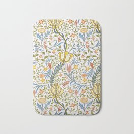 William Morris Flora Bath Mat