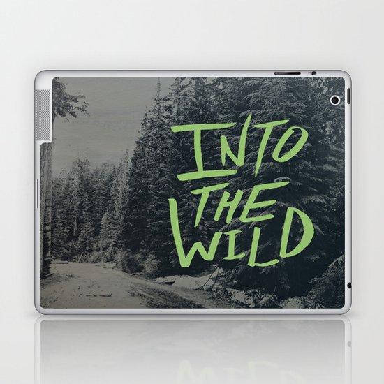 Into the Wild: Lost Lake Laptop & iPad Skin