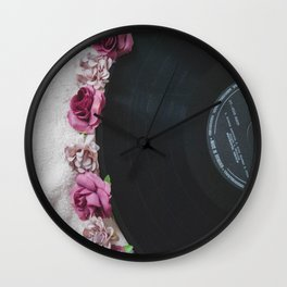 Sweet Songs Wall Clock