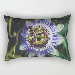 Flower Firework Rectangular Pillow