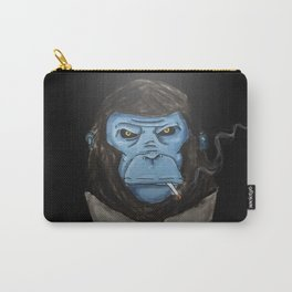 BlueMonkeyinTheSuit Carry-All Pouch