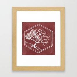 Bear much fruit Framed Art Print