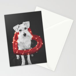 HEART DOG Stationery Cards