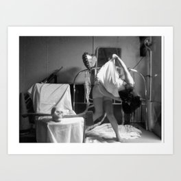 insomnia 00 Art Print