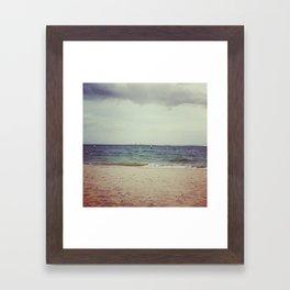 An Australian Summer Framed Art Print