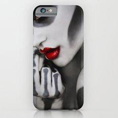 Red Dead - Illustration iPhone 6s Slim Case