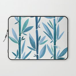 Blue Bamboo Laptop Sleeve