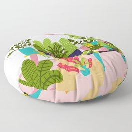 Love Plants Floor Pillow