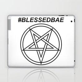 #BLESSEDBAE INVERTED INVERSE Laptop & iPad Skin