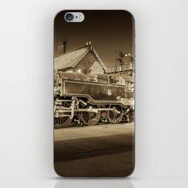Loco Motion iPhone Skin