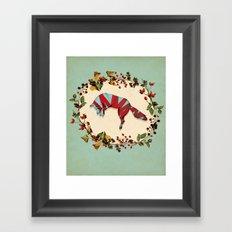 Renard Framed Art Print
