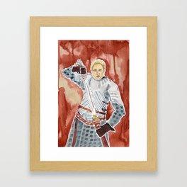 Brienne Framed Art Print