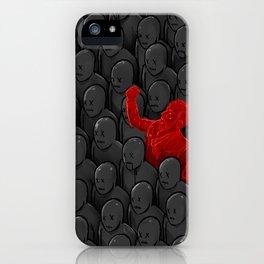 REACT iPhone Case