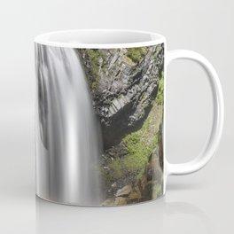 Rainbow Passing Through Narada Falls Coffee Mug