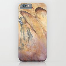 Angel of Death Painting iPhone 6s Slim Case