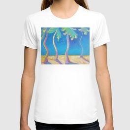 DANCING PALMS T-shirt