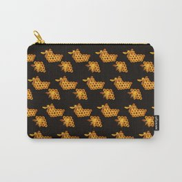 Bee Unique Carry-All Pouch