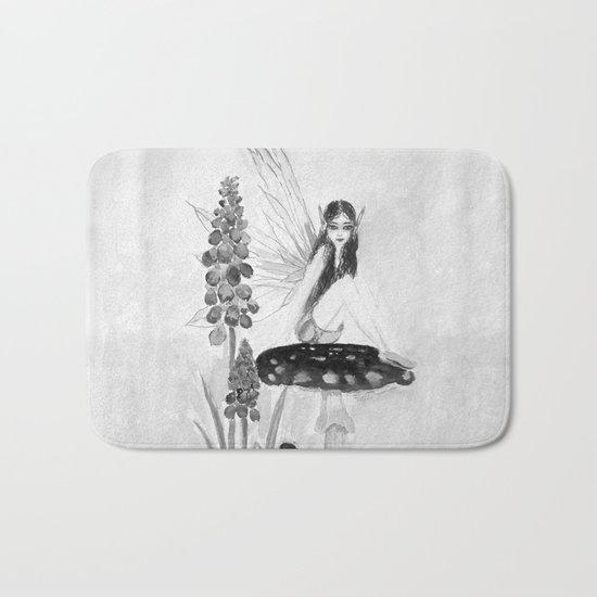 My childhood fantasy-Fairy Fairy Fairy Bath Mat