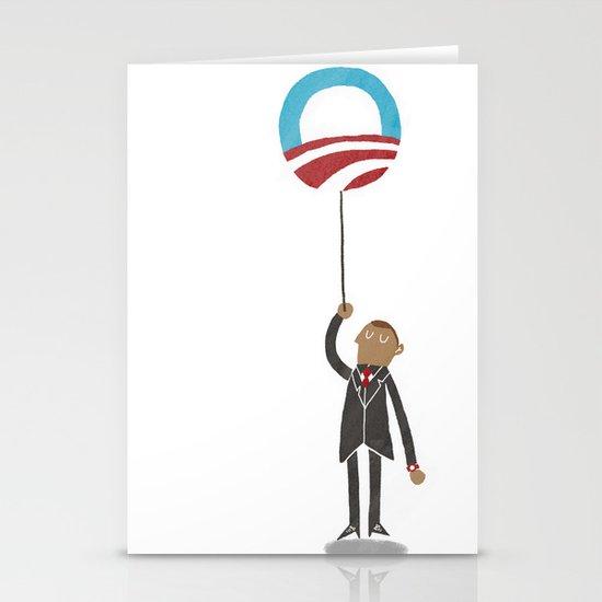 Obama Stationery Cards