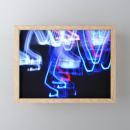 Night Photo 0211 Framed Mini Art Print