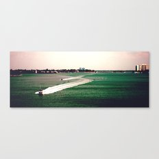 dash Canvas Print