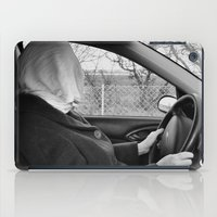 drive iPad Cases featuring Drive by Bird Heart