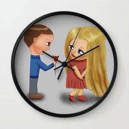 Proposal Wall Clock