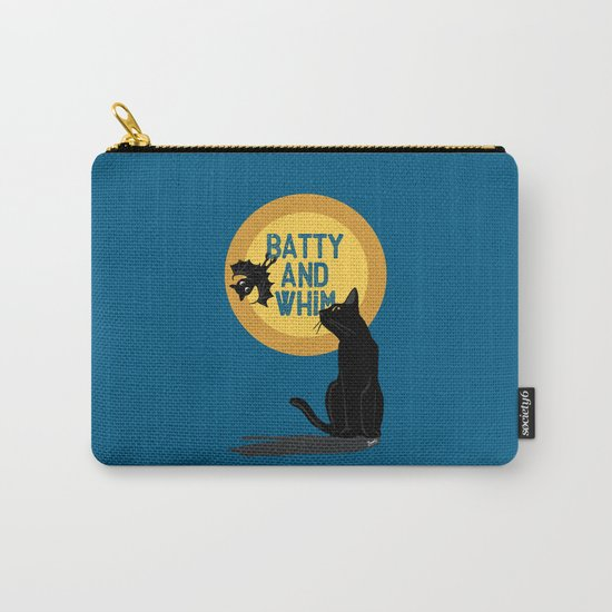 Batty and Whim Carry-All Pouch