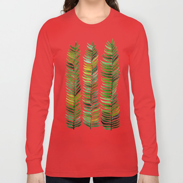 Seaweed Long Sleeve T-shirt