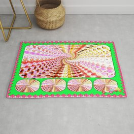 Country Picnic Rug