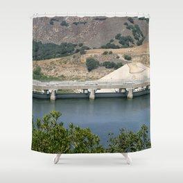 Bradbruy Dam Shower Curtain
