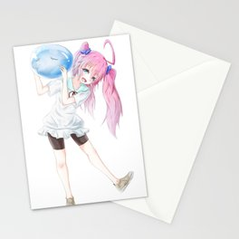 Milim Nava & Rimuru Tempest Stationery Cards