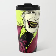 Joker On You 2 Metal Travel Mug