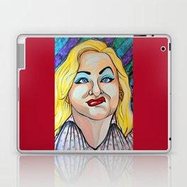 Hatchet Face Laptop & iPad Skin