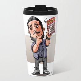 Impractical Joker Sal Travel Mug