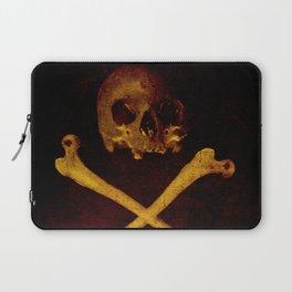 Pirate Skull Laptop Sleeve