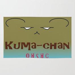 Kuma-chan (Ouran High School Host Club) Rug