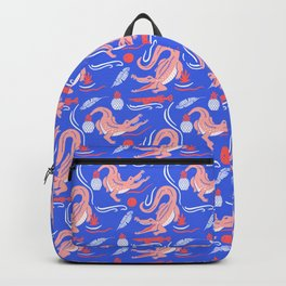 Snappy Alligators Backpack