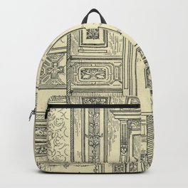 Architectural Elements Backpack