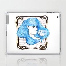 Make love in the Sea Laptop & iPad Skin