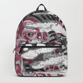 Hand Prints Backpack