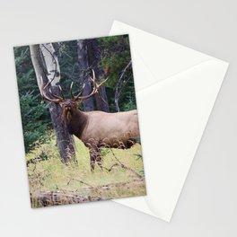 The Canadian Unicorn (Elk) Stationery Cards